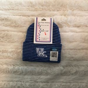 UK (University of Kentucky) Baby Cap- NWT